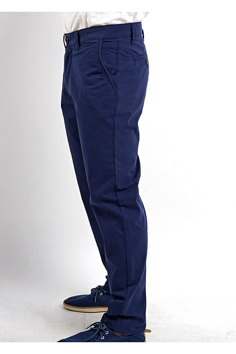 Брюки для мужчин CLEVER 169351 купить оптом от производителя. Совместная покупка мужской одежды в OptMoyo