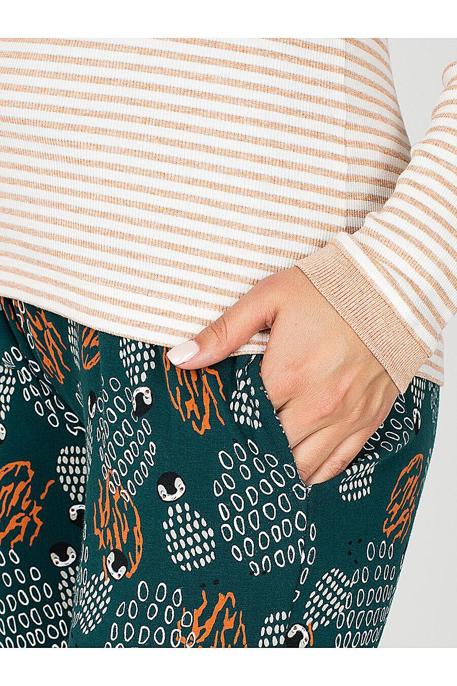 Комплект (лонгслив+брюки) PE.CHITTO (169436), купить в Optmoyo.ru