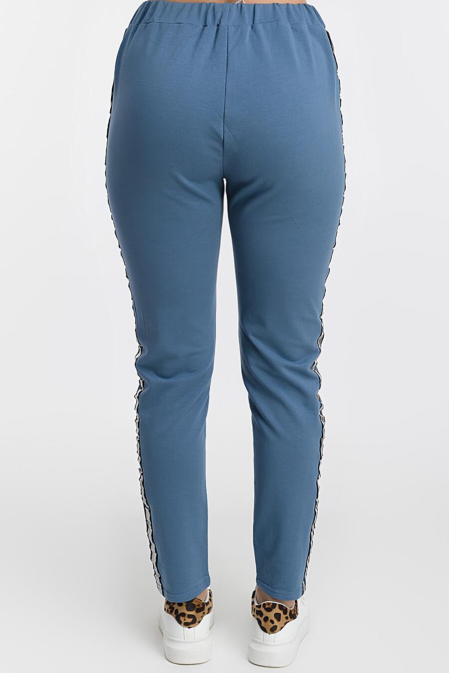 Брюки для женщин MODALIME 169465 купить оптом от производителя. Совместная покупка женской одежды в OptMoyo