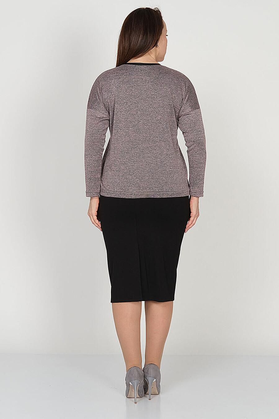 Джемпер для женщин AMARTI 169534 купить оптом от производителя. Совместная покупка женской одежды в OptMoyo