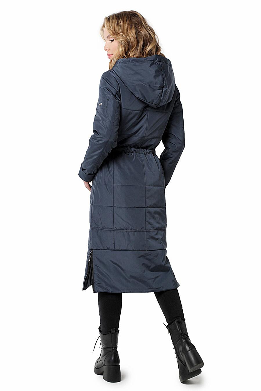 Пальто для женщин DIWAY 169586 купить оптом от производителя. Совместная покупка женской одежды в OptMoyo