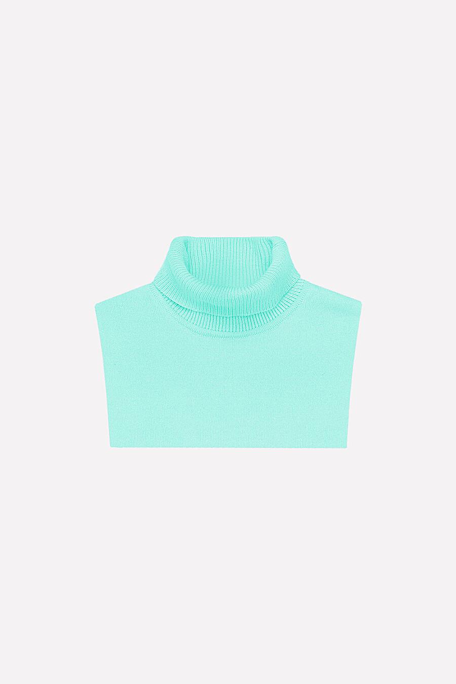 Шарф-манишка для девочек CROCKID 176012 купить оптом от производителя. Совместная покупка детской одежды в OptMoyo