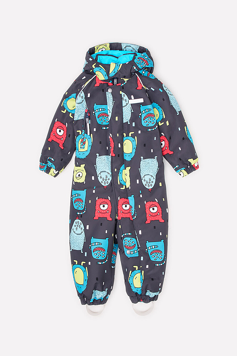 Комбинезон для мальчиков CROCKID 176100 купить оптом от производителя. Совместная покупка детской одежды в OptMoyo