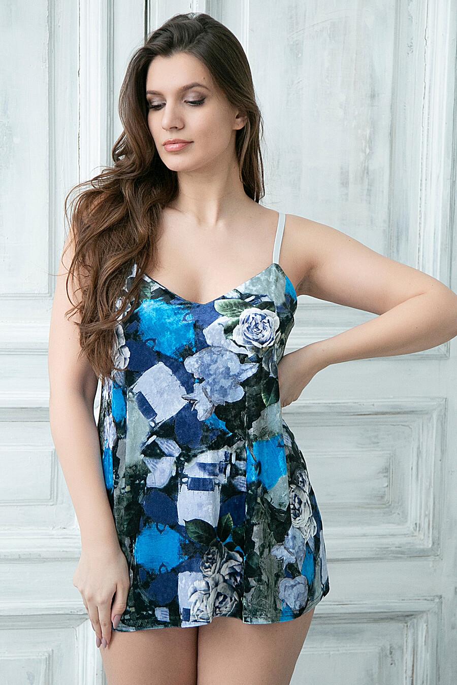 Сорочка для женщин BELLUCHE 176108 купить оптом от производителя. Совместная покупка женской одежды в OptMoyo
