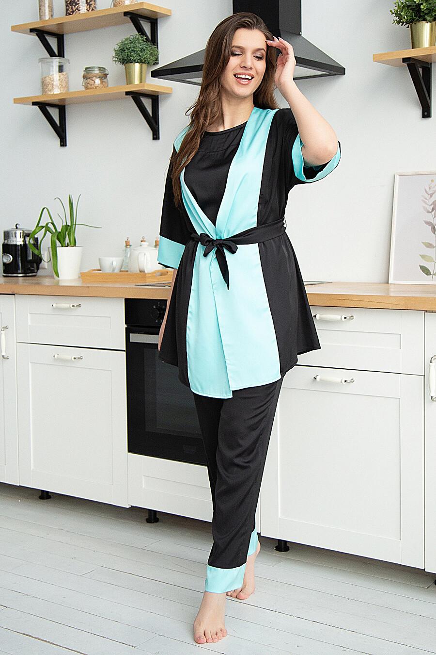 Пеньюар для женщин BELLUCHE 176110 купить оптом от производителя. Совместная покупка женской одежды в OptMoyo