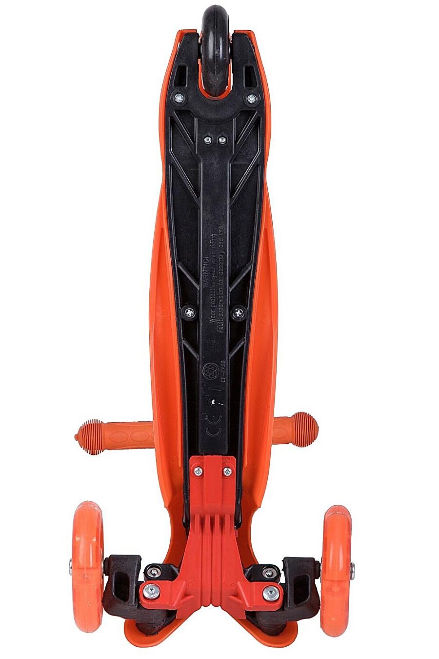 Самокат-кикборд для детей NOVATRACK 181089 купить оптом от производителя. Совместная покупка игрушек в OptMoyo