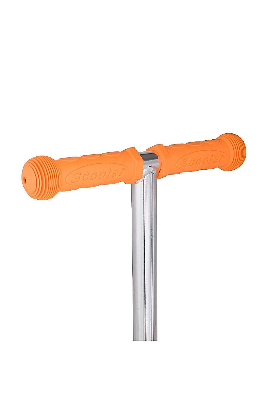 Самокат-кикборд для детей NOVATRACK 181113 купить оптом от производителя. Совместная покупка игрушек в OptMoyo