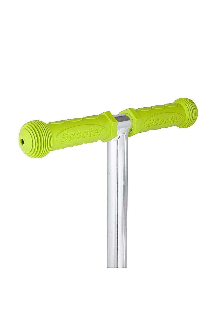 Самокат-кикборд для детей NOVATRACK 181132 купить оптом от производителя. Совместная покупка игрушек в OptMoyo