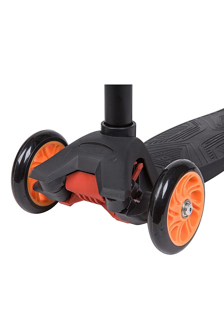 Самокат-кикборд для детей NOVATRACK 181134 купить оптом от производителя. Совместная покупка игрушек в OptMoyo