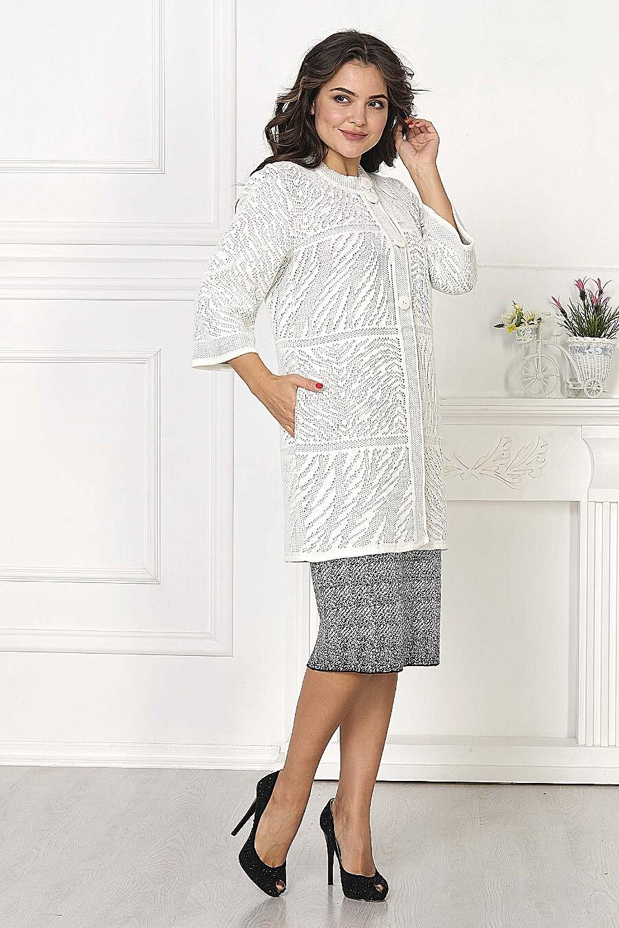 Кардиган для женщин ANKOLI 184378 купить оптом от производителя. Совместная покупка женской одежды в OptMoyo