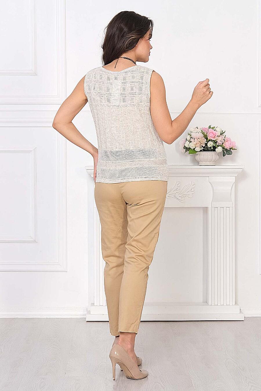 Джемпер для женщин ANKOLI 184534 купить оптом от производителя. Совместная покупка женской одежды в OptMoyo