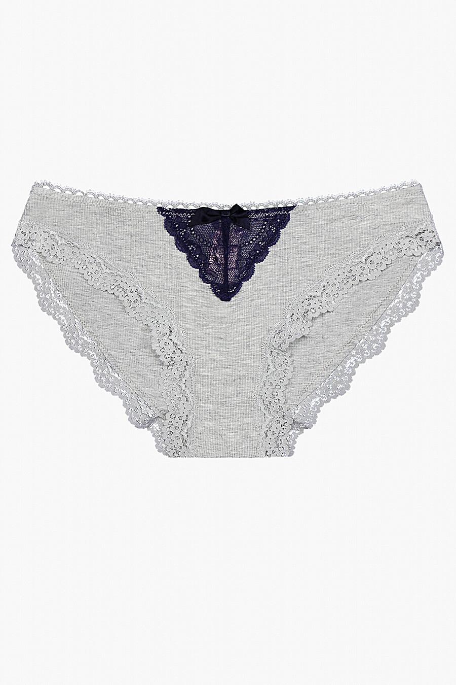 Трусы для женщин INDEFINI 184538 купить оптом от производителя. Совместная покупка женской одежды в OptMoyo