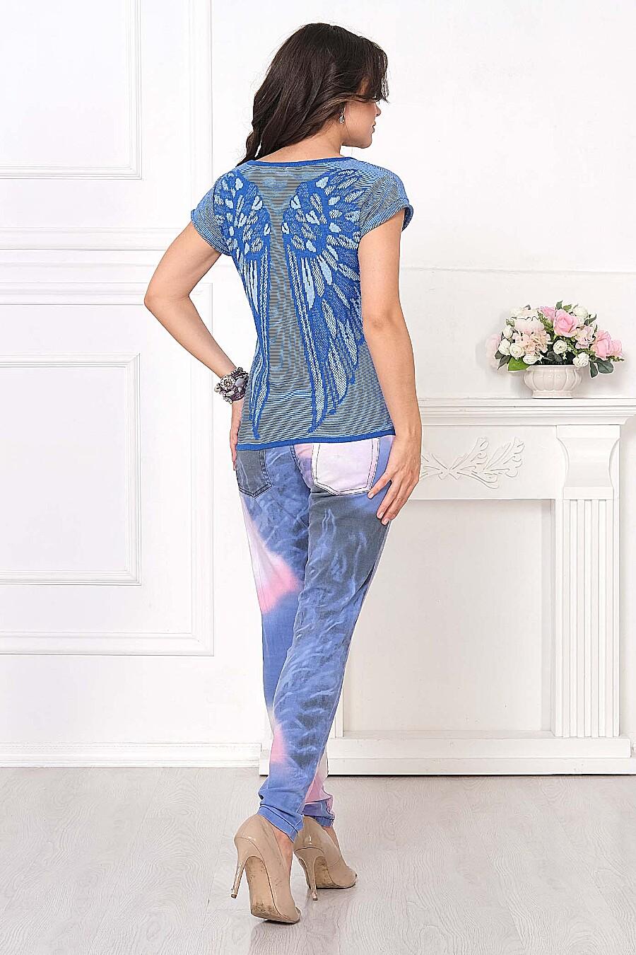 Джемпер для женщин ANKOLI 184545 купить оптом от производителя. Совместная покупка женской одежды в OptMoyo