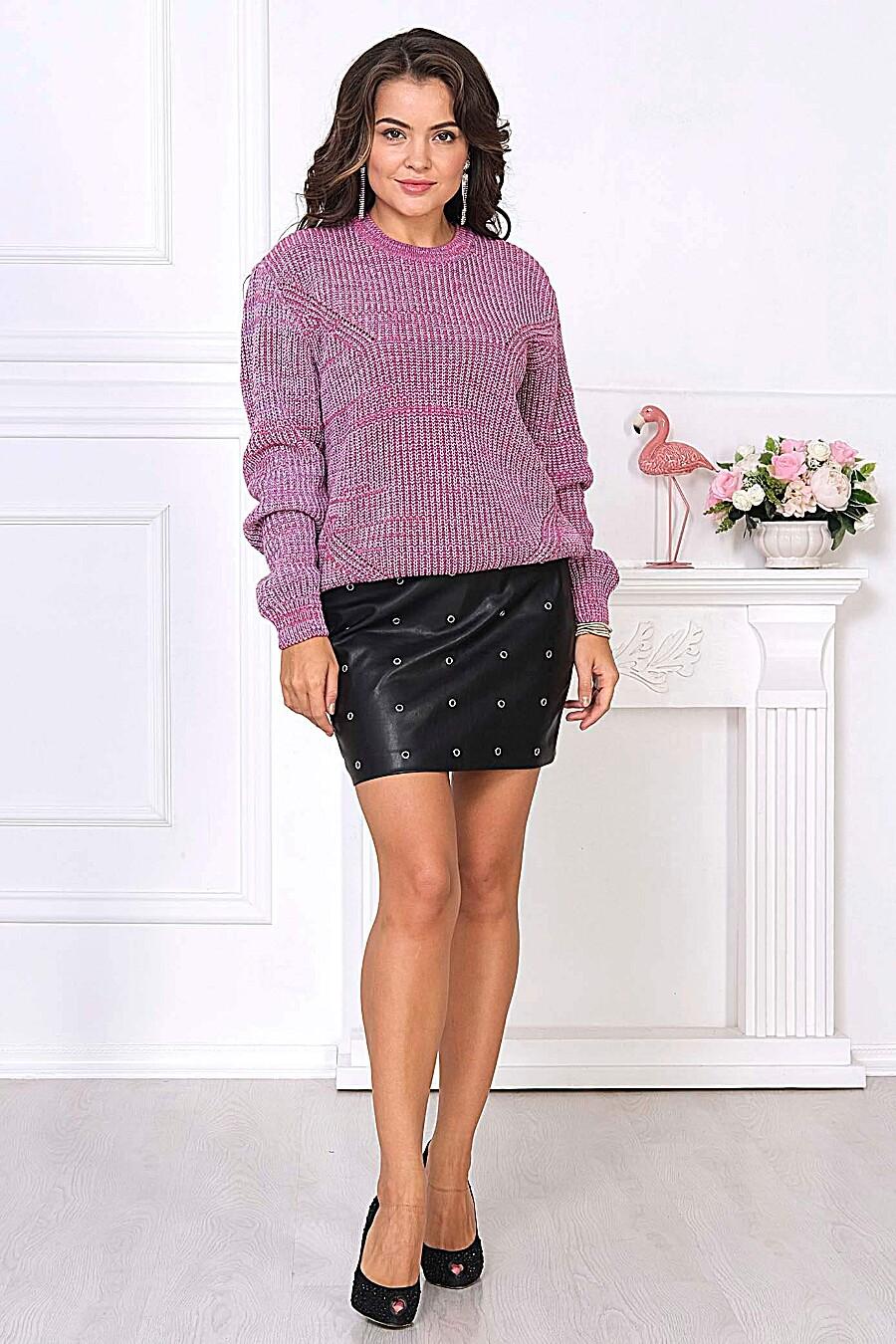 Джемпер для женщин ANKOLI 184556 купить оптом от производителя. Совместная покупка женской одежды в OptMoyo
