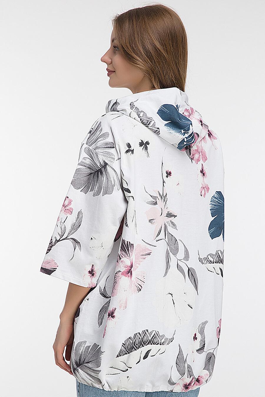 Ветровка для женщин MODALIME 184567 купить оптом от производителя. Совместная покупка женской одежды в OptMoyo