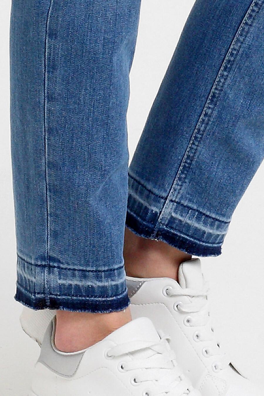 Джинсы для женщин F5 184835 купить оптом от производителя. Совместная покупка женской одежды в OptMoyo