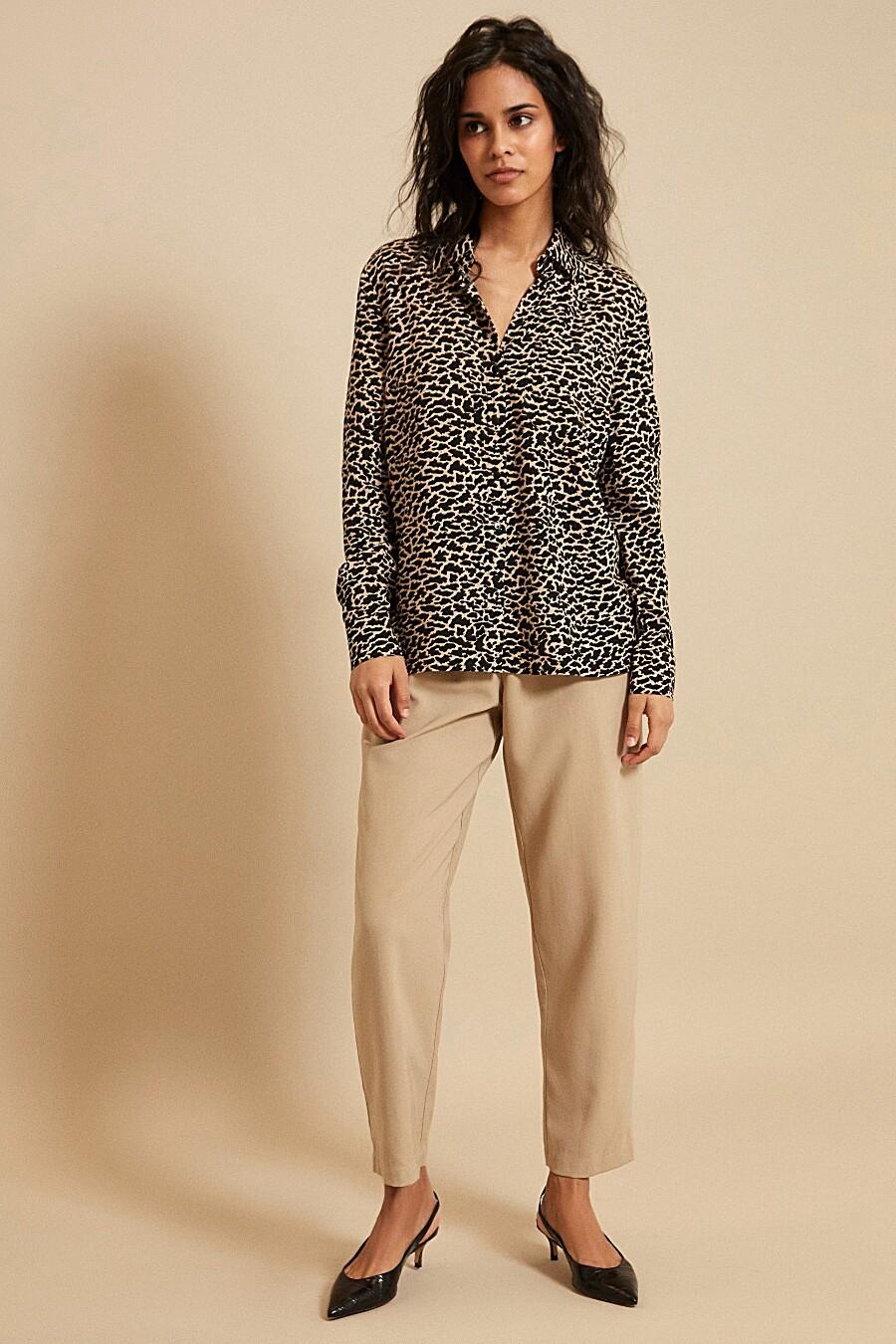 Блуза для женщин ZARINA 204814 купить оптом от производителя. Совместная покупка женской одежды в OptMoyo