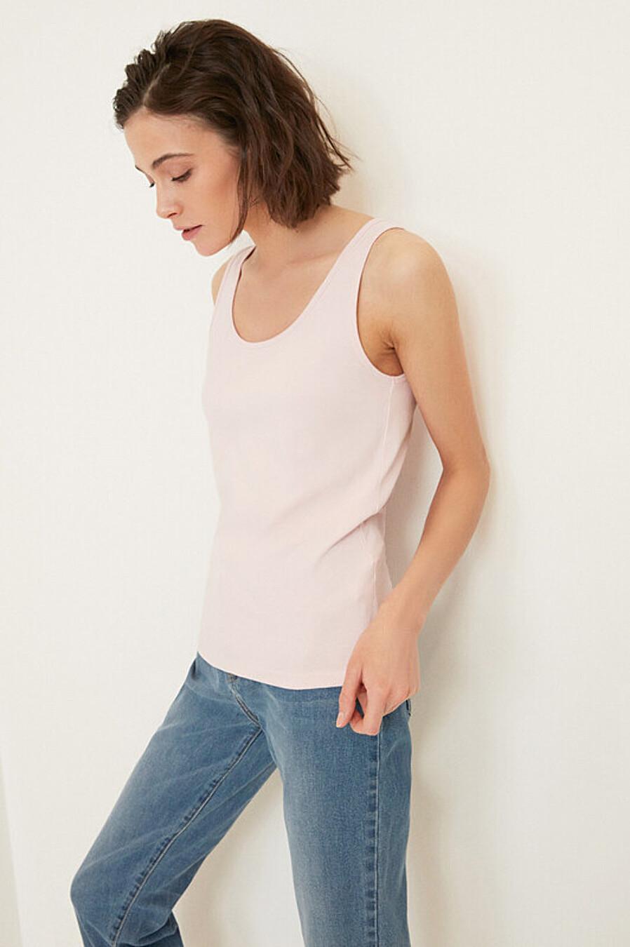 Майка для женщин ZARINA 205153 купить оптом от производителя. Совместная покупка женской одежды в OptMoyo