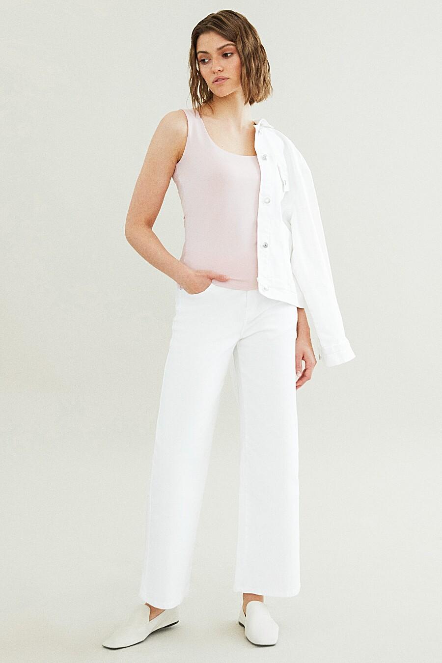 Майка для женщин ZARINA 205171 купить оптом от производителя. Совместная покупка женской одежды в OptMoyo