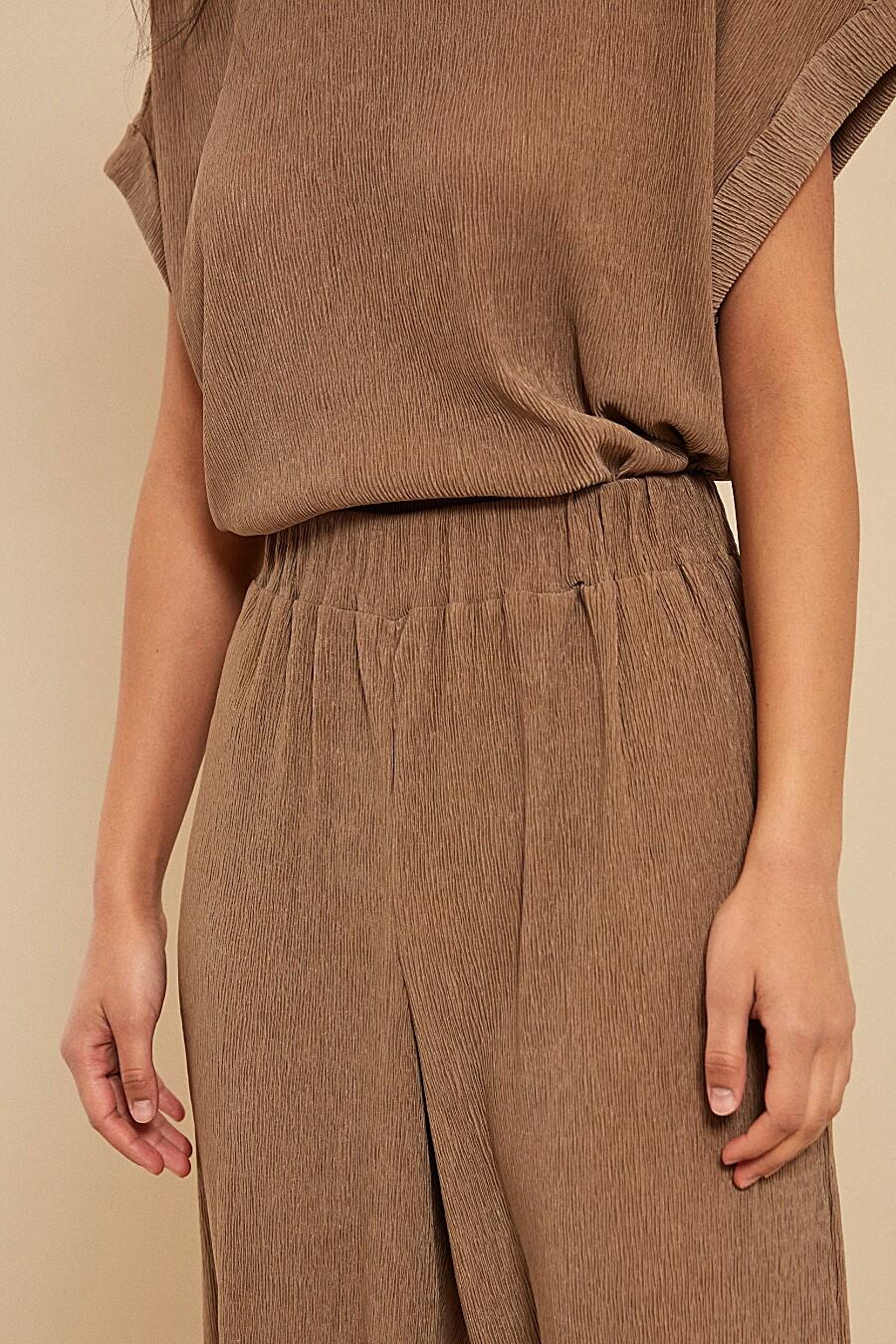 Брюки для женщин ZARINA 205203 купить оптом от производителя. Совместная покупка женской одежды в OptMoyo