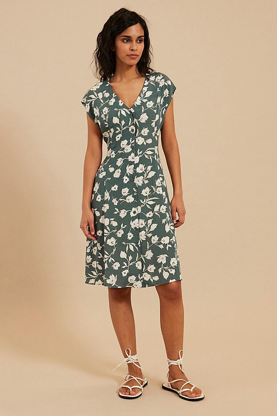 Платье для женщин ZARINA 205223 купить оптом от производителя. Совместная покупка женской одежды в OptMoyo
