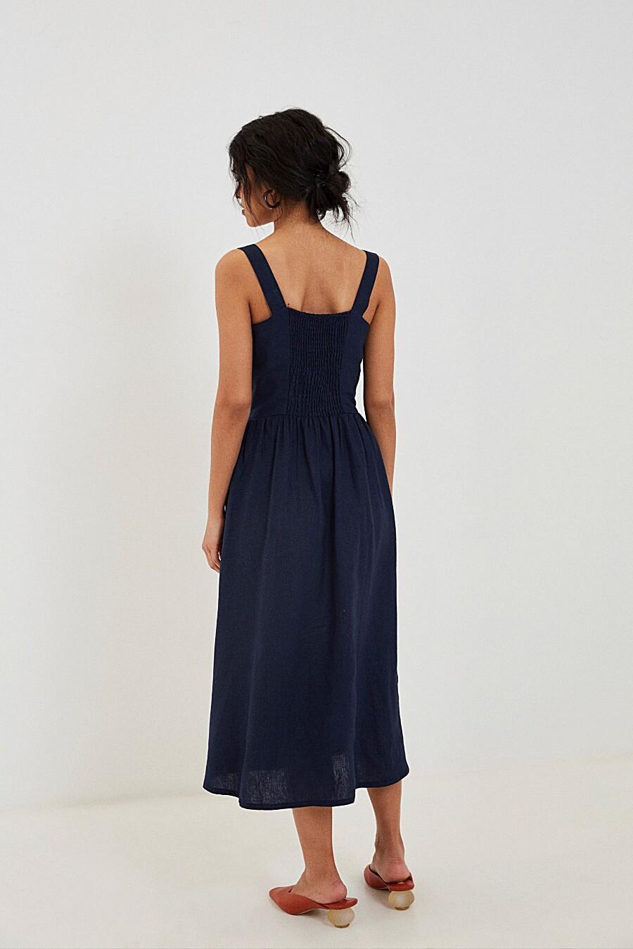 Сарафан для женщин ZARINA 205238 купить оптом от производителя. Совместная покупка женской одежды в OptMoyo