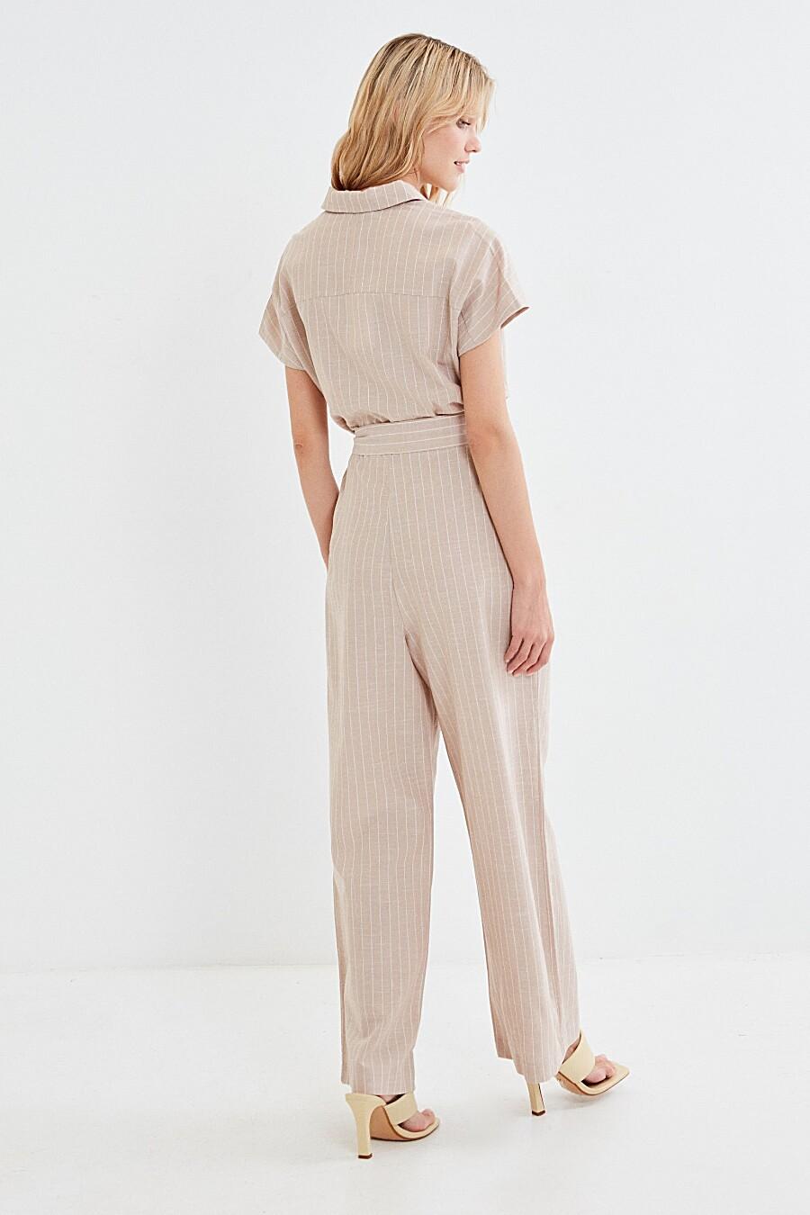 Комбинезон для женщин ZARINA 205285 купить оптом от производителя. Совместная покупка женской одежды в OptMoyo