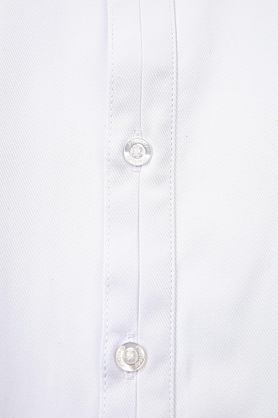 Рубашка для мальчиков PLAYTODAY 205293 купить оптом от производителя. Совместная покупка детской одежды в OptMoyo