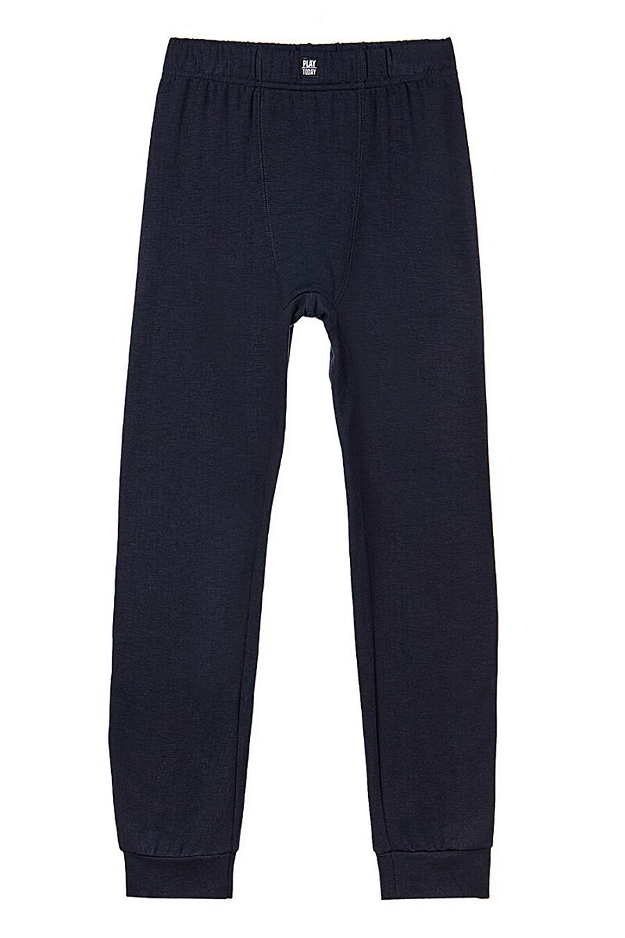 Кальсоны для мальчиков PLAYTODAY 205385 купить оптом от производителя. Совместная покупка детской одежды в OptMoyo