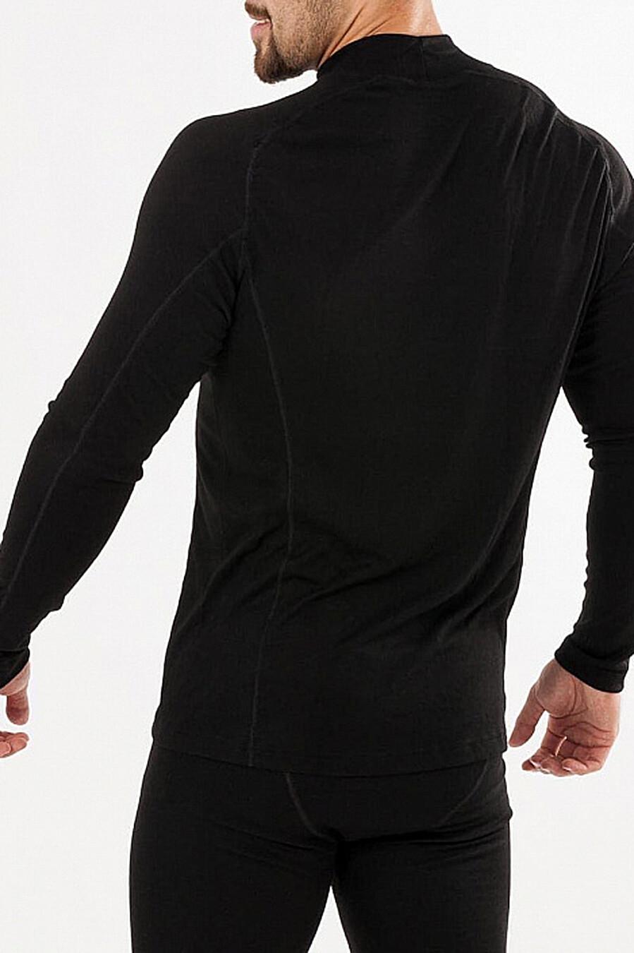 """Фуфайка """"термо"""" для мужчин MARK FORMELLE 218335 купить оптом от производителя. Совместная покупка мужской одежды в OptMoyo"""