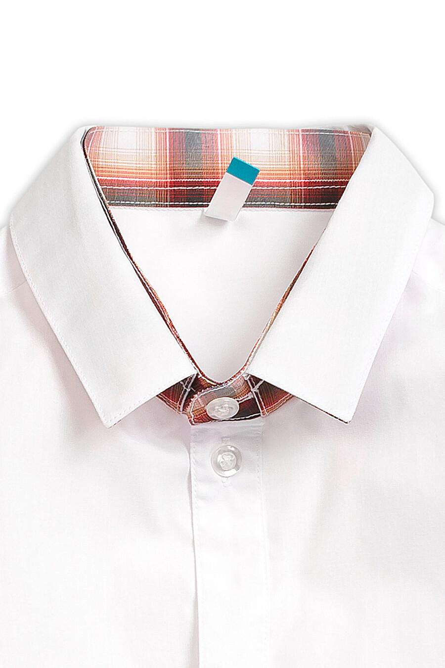 Сорочка для мальчиков PELICAN 218517 купить оптом от производителя. Совместная покупка детской одежды в OptMoyo