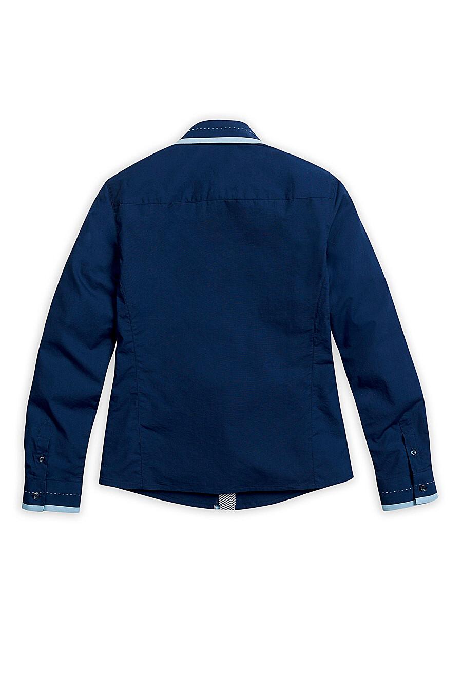 Сорочка для мальчиков PELICAN 218521 купить оптом от производителя. Совместная покупка детской одежды в OptMoyo