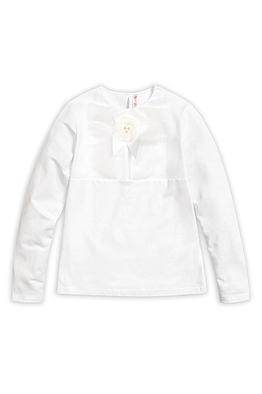 Блузка для девочек PELICAN 218523 купить оптом от производителя. Совместная покупка детской одежды в OptMoyo