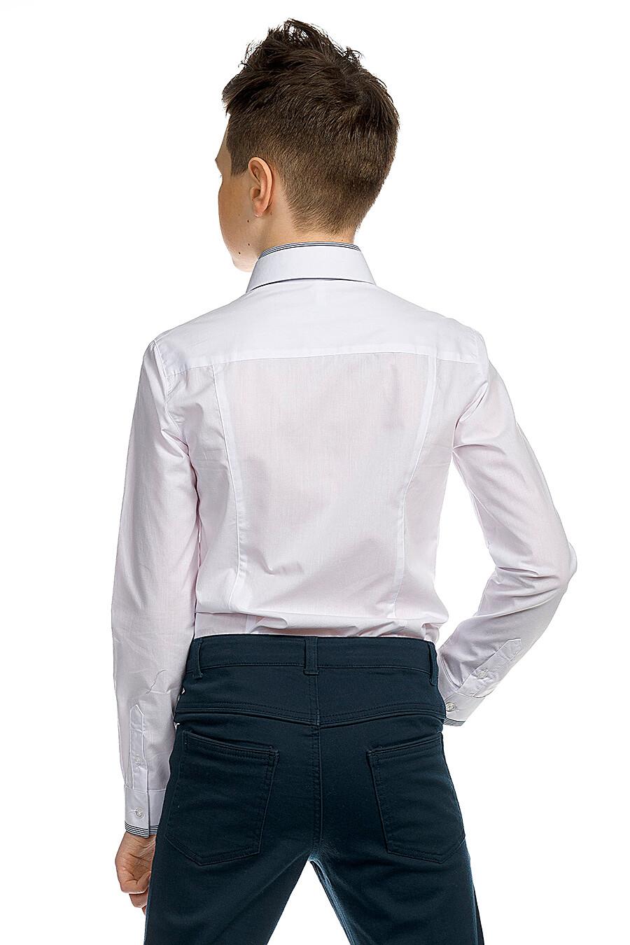 Сорочка для мальчиков PELICAN 218524 купить оптом от производителя. Совместная покупка детской одежды в OptMoyo