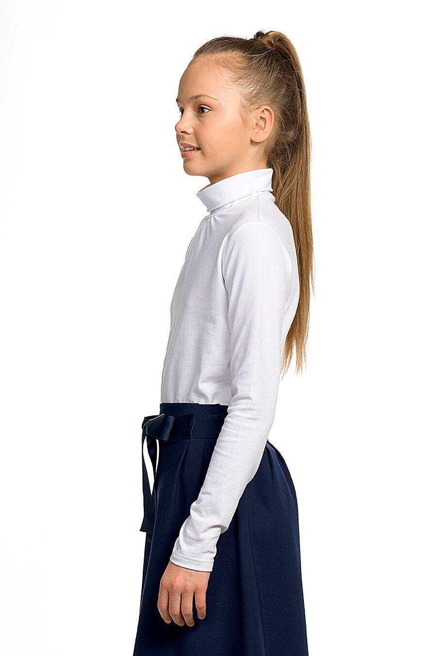 Водолазка для девочек PELICAN 218549 купить оптом от производителя. Совместная покупка детской одежды в OptMoyo