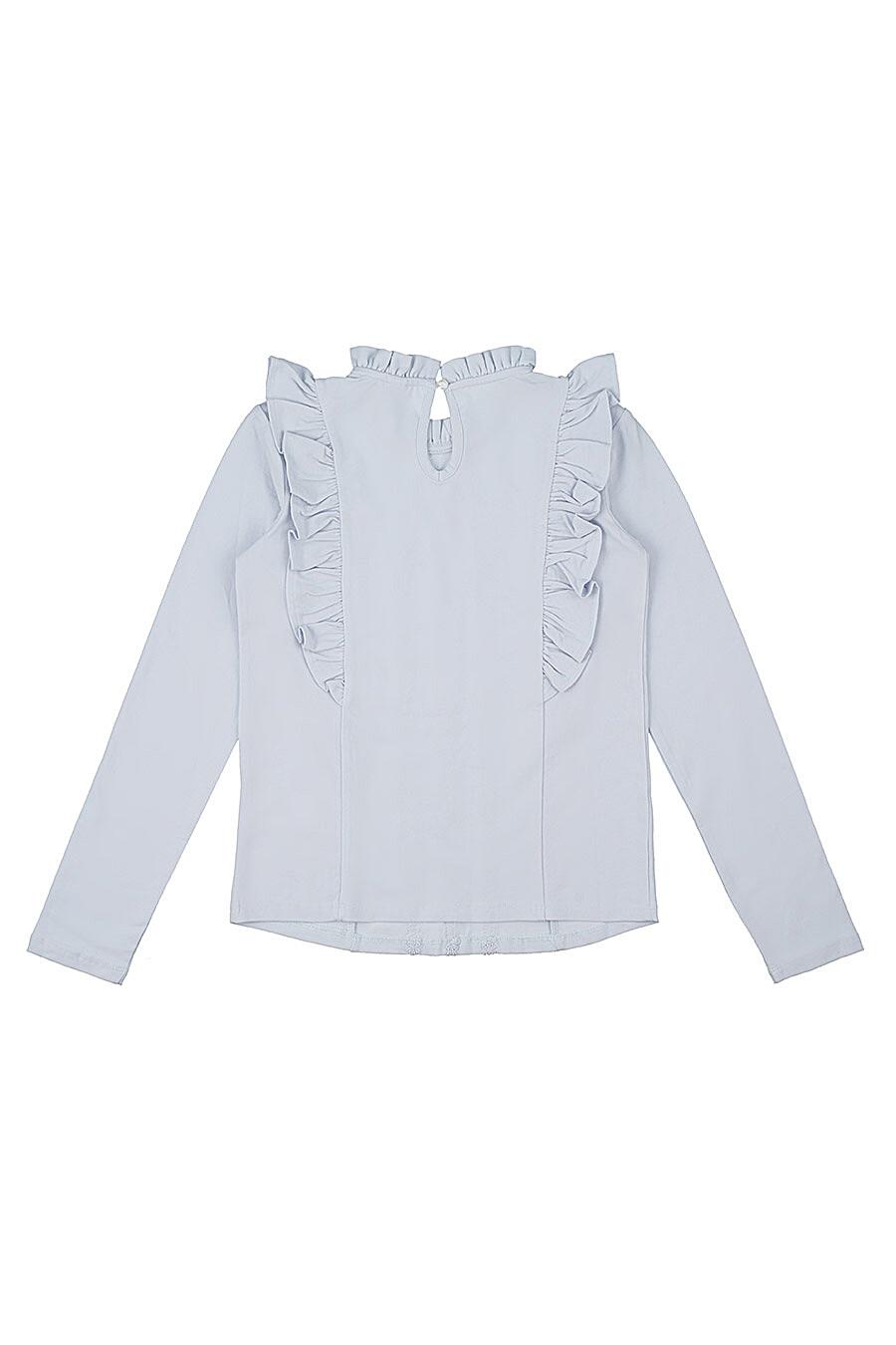 Блуза для девочек IN FUNT 219015 купить оптом от производителя. Совместная покупка детской одежды в OptMoyo