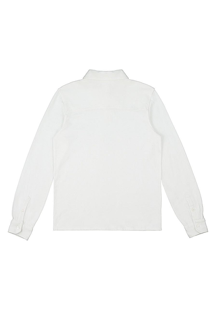 Рубашка для мальчиков IN FUNT 219036 купить оптом от производителя. Совместная покупка детской одежды в OptMoyo