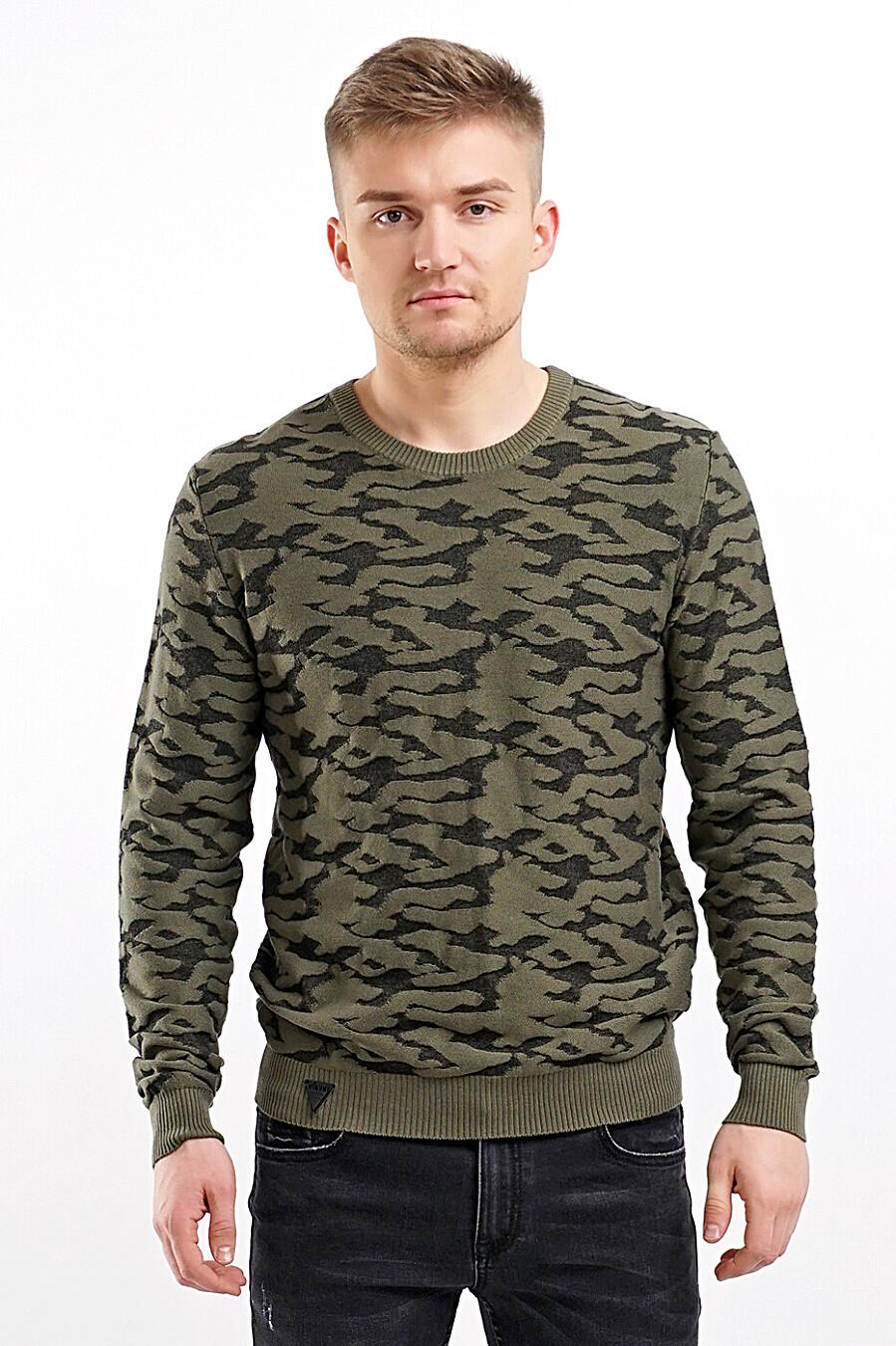 Джемпер для мужчин CLEVER 219467 купить оптом от производителя. Совместная покупка мужской одежды в OptMoyo
