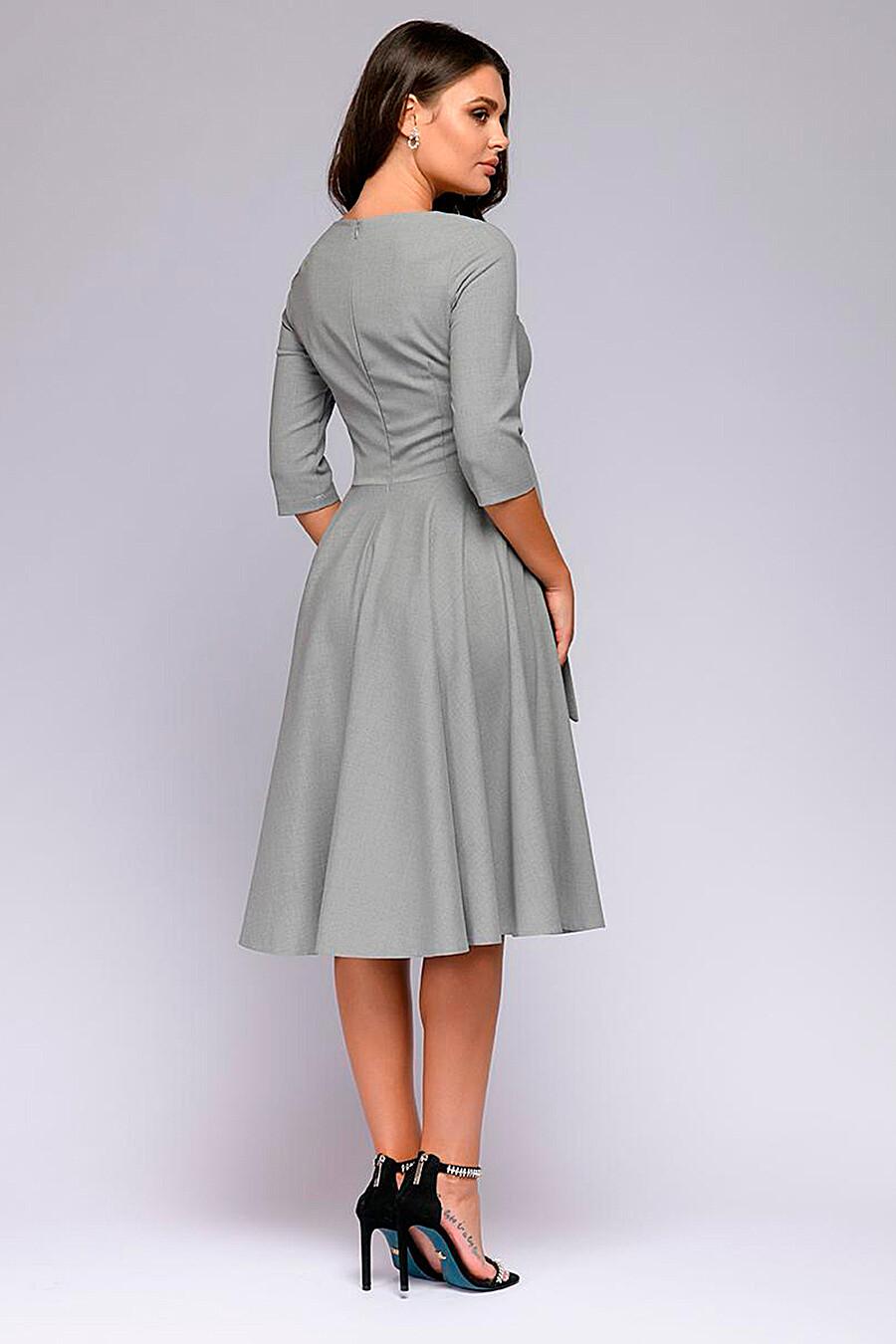 Платье для женщин 1001 DRESS 219937 купить оптом от производителя. Совместная покупка женской одежды в OptMoyo