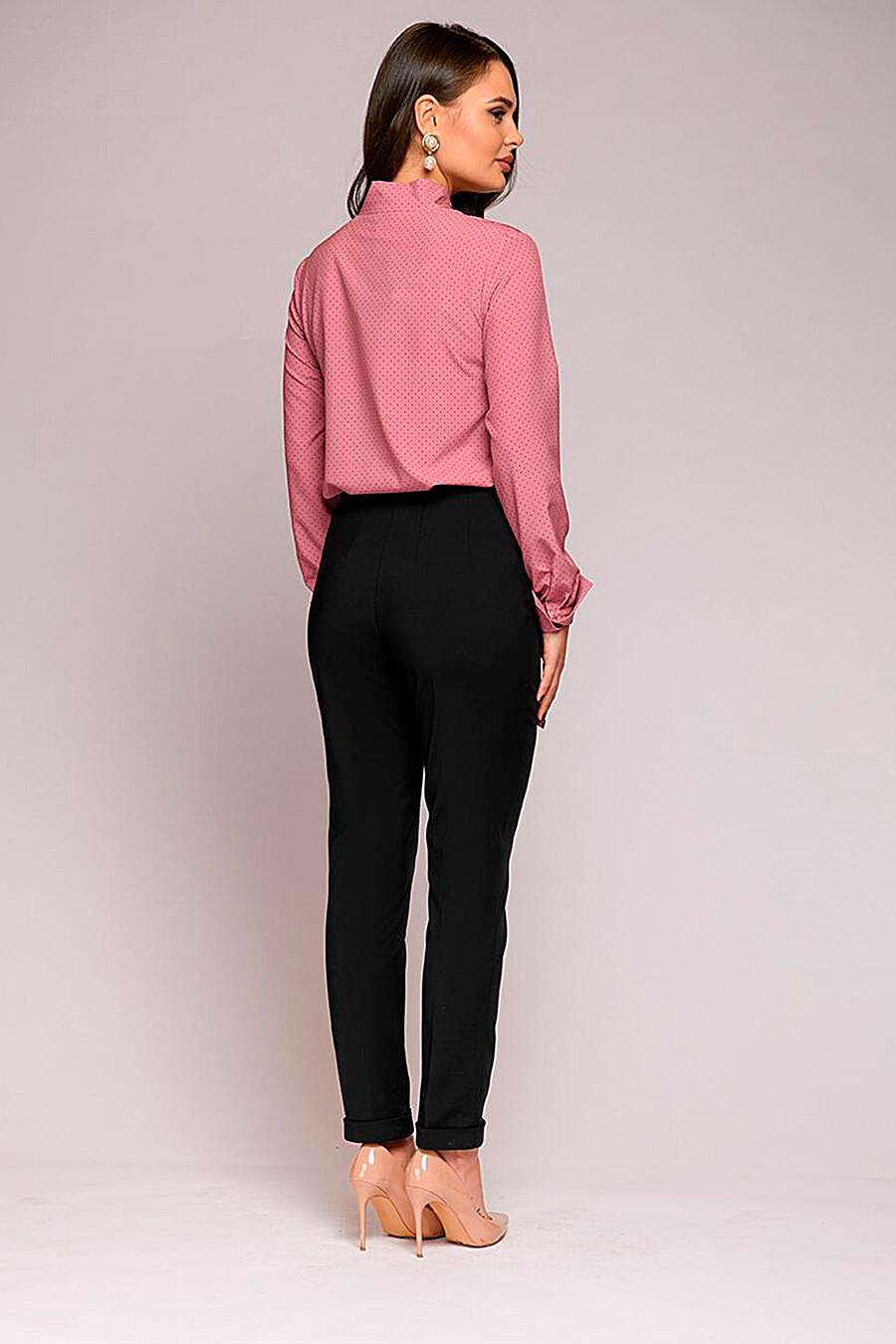 Блуза для женщин 1001 DRESS 219938 купить оптом от производителя. Совместная покупка женской одежды в OptMoyo