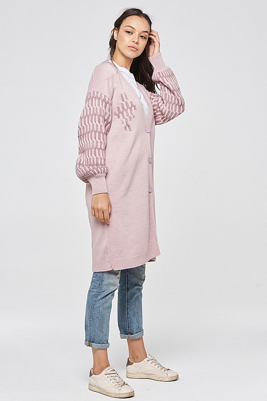 Жакет для женщин VAY 226899 купить оптом от производителя. Совместная покупка женской одежды в OptMoyo