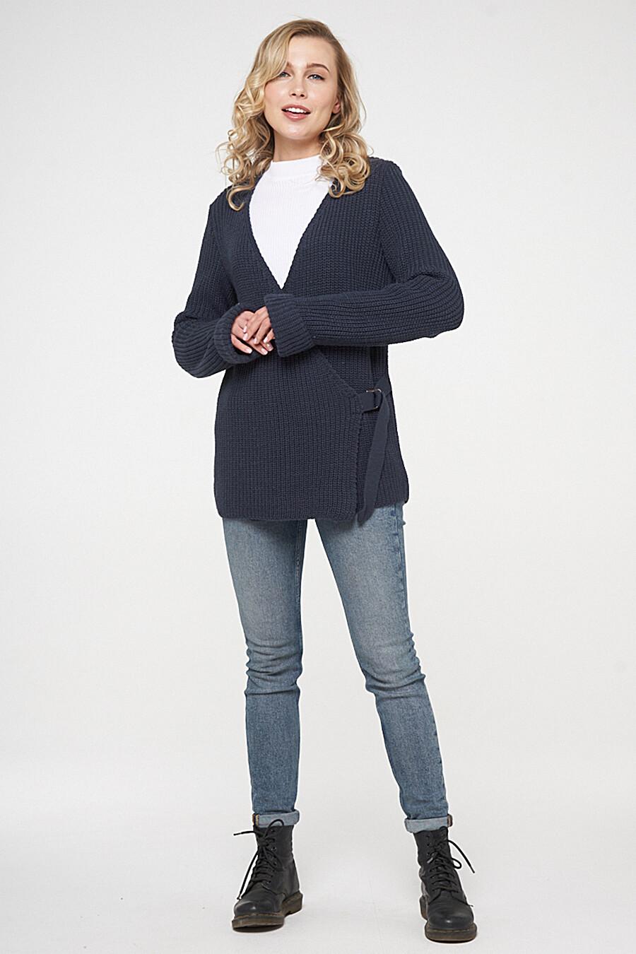 Жакет для женщин VAY 226979 купить оптом от производителя. Совместная покупка женской одежды в OptMoyo