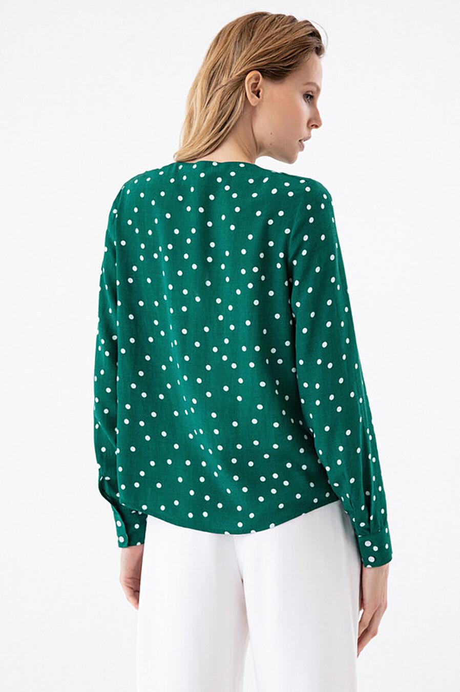 Блуза для женщин ZARINA 227004 купить оптом от производителя. Совместная покупка женской одежды в OptMoyo