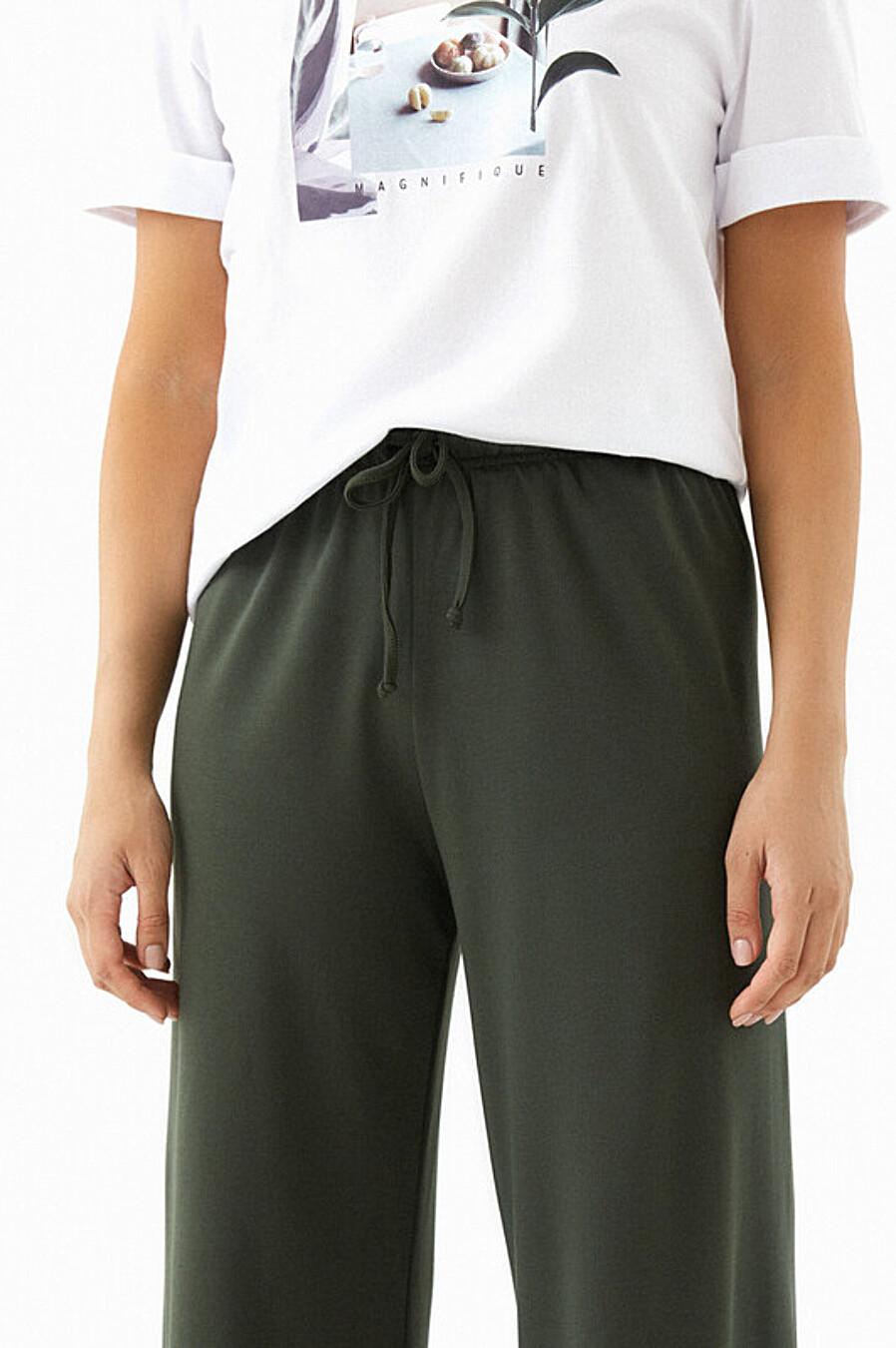 Брюки для женщин ZARINA 227022 купить оптом от производителя. Совместная покупка женской одежды в OptMoyo