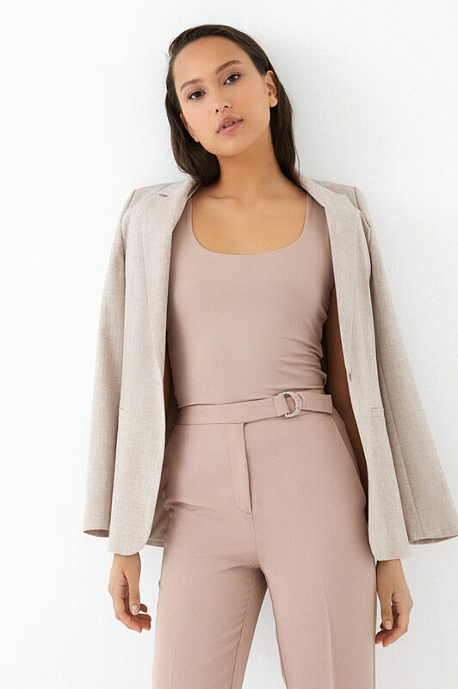 Брюки для женщин ZARINA 227029 купить оптом от производителя. Совместная покупка женской одежды в OptMoyo