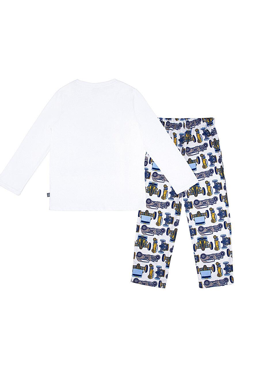 Пижама (джемпер+брюки) для девочек BOSSA NOVA 239178 купить оптом от производителя. Совместная покупка детской одежды в OptMoyo