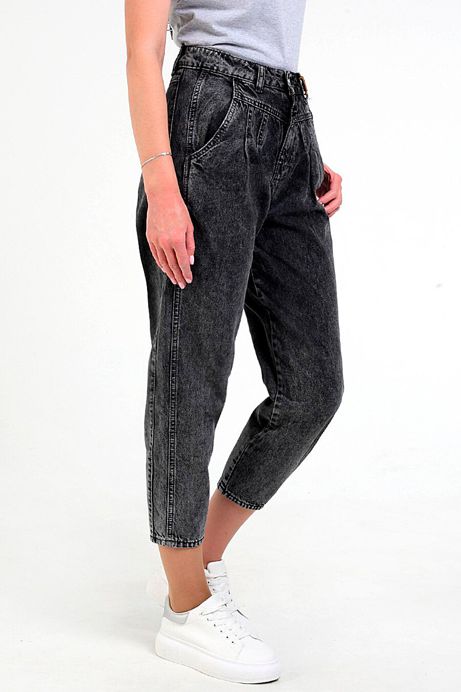 Джинсы для женщин F5 239200 купить оптом от производителя. Совместная покупка женской одежды в OptMoyo