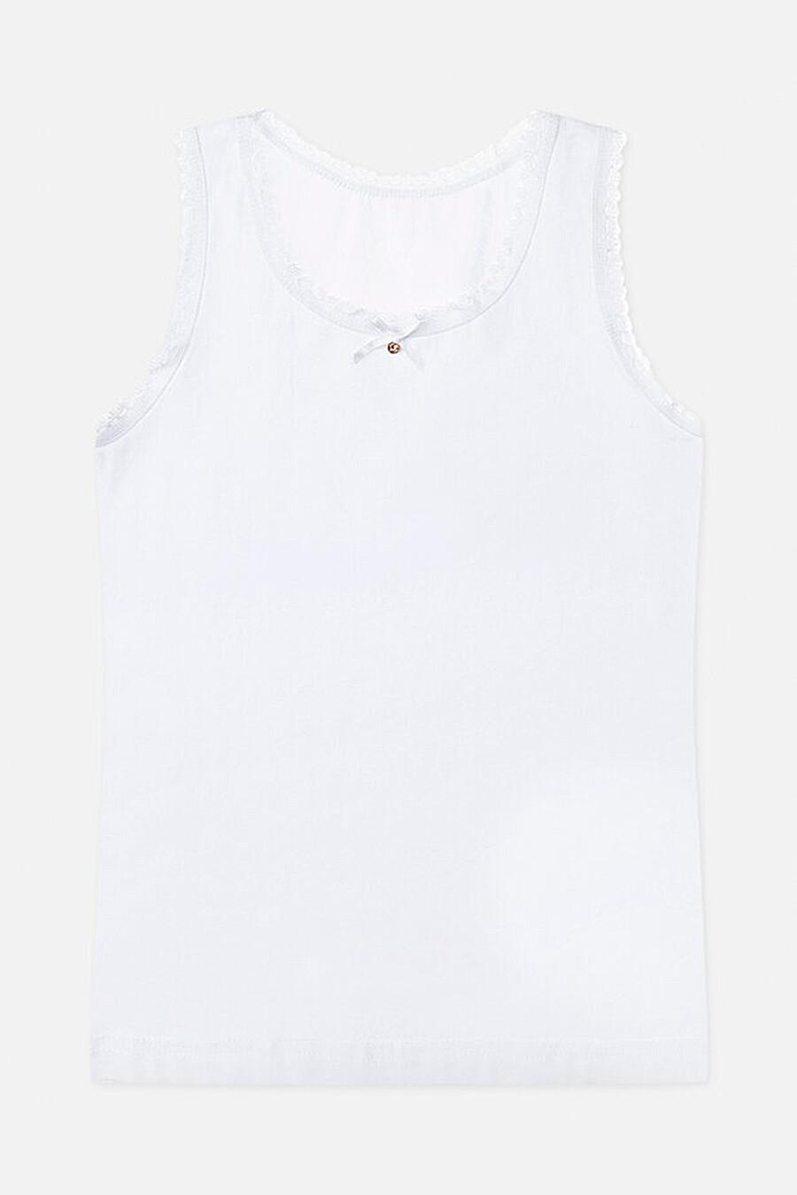 Майка 2 шт. для девочек PLAYTODAY 239225 купить оптом от производителя. Совместная покупка детской одежды в OptMoyo