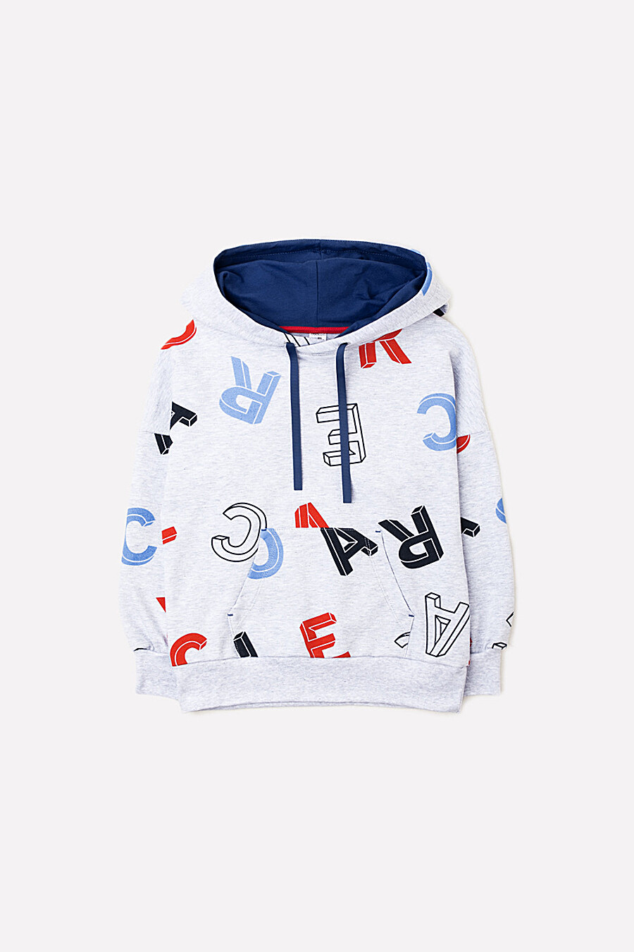 Толстовка для мальчиков CROCKID 239227 купить оптом от производителя. Совместная покупка детской одежды в OptMoyo