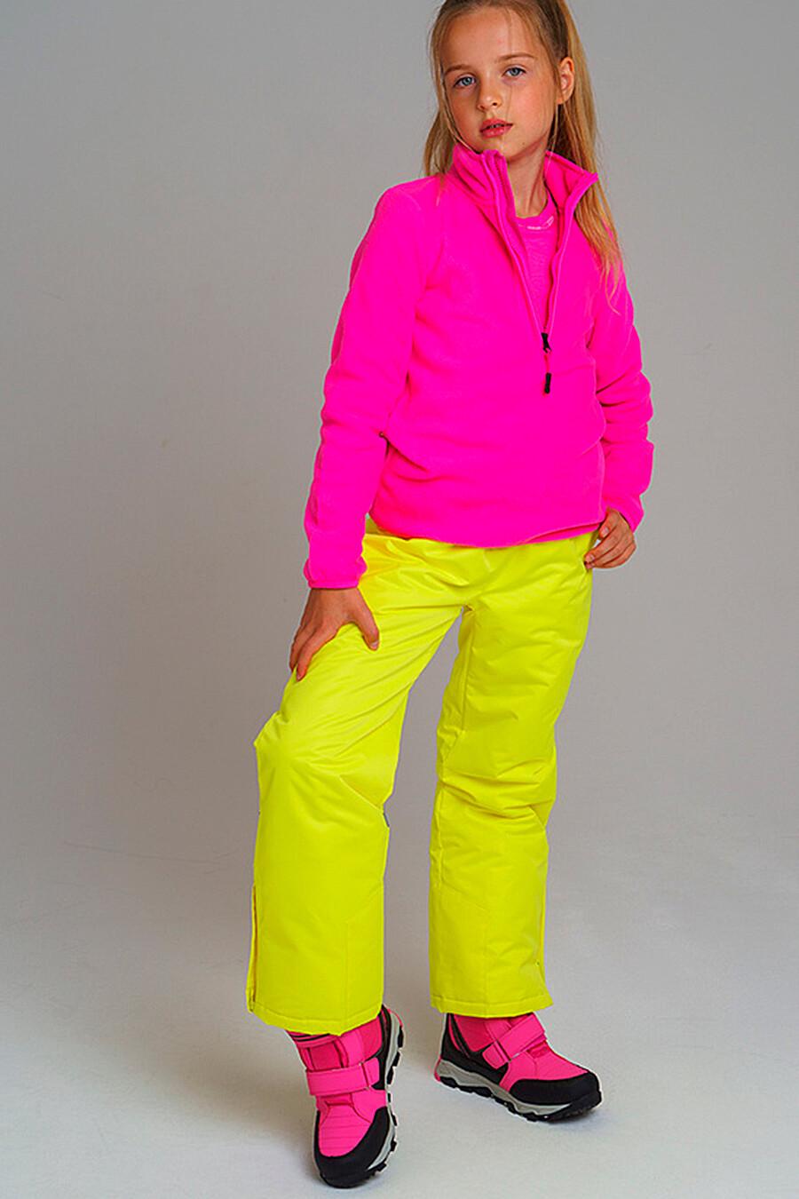 Толстовка для девочек PLAYTODAY 239295 купить оптом от производителя. Совместная покупка детской одежды в OptMoyo